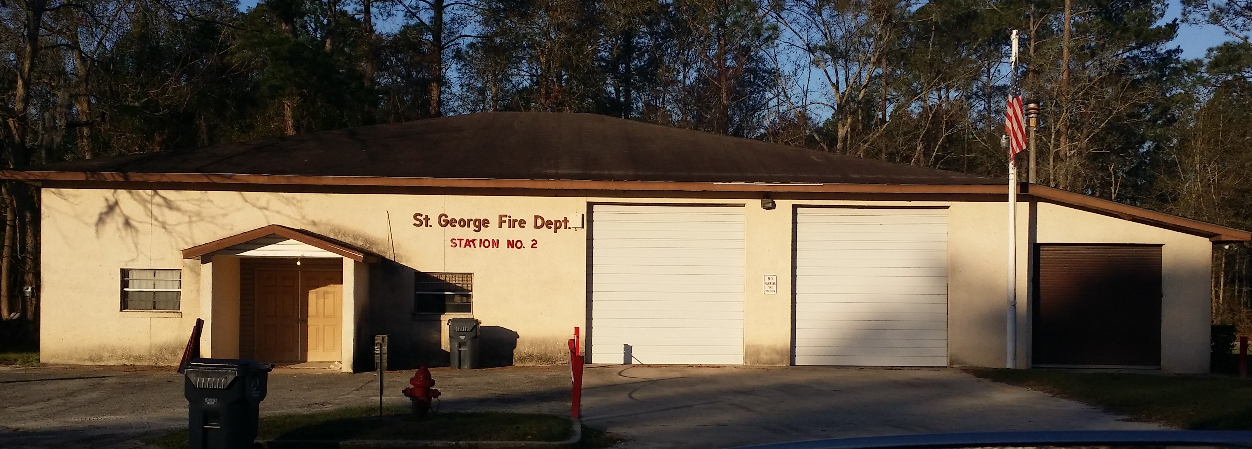 St. George Station 2