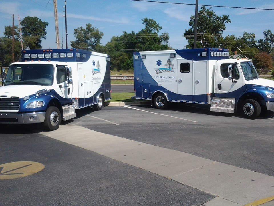 Charlton County Ambulances