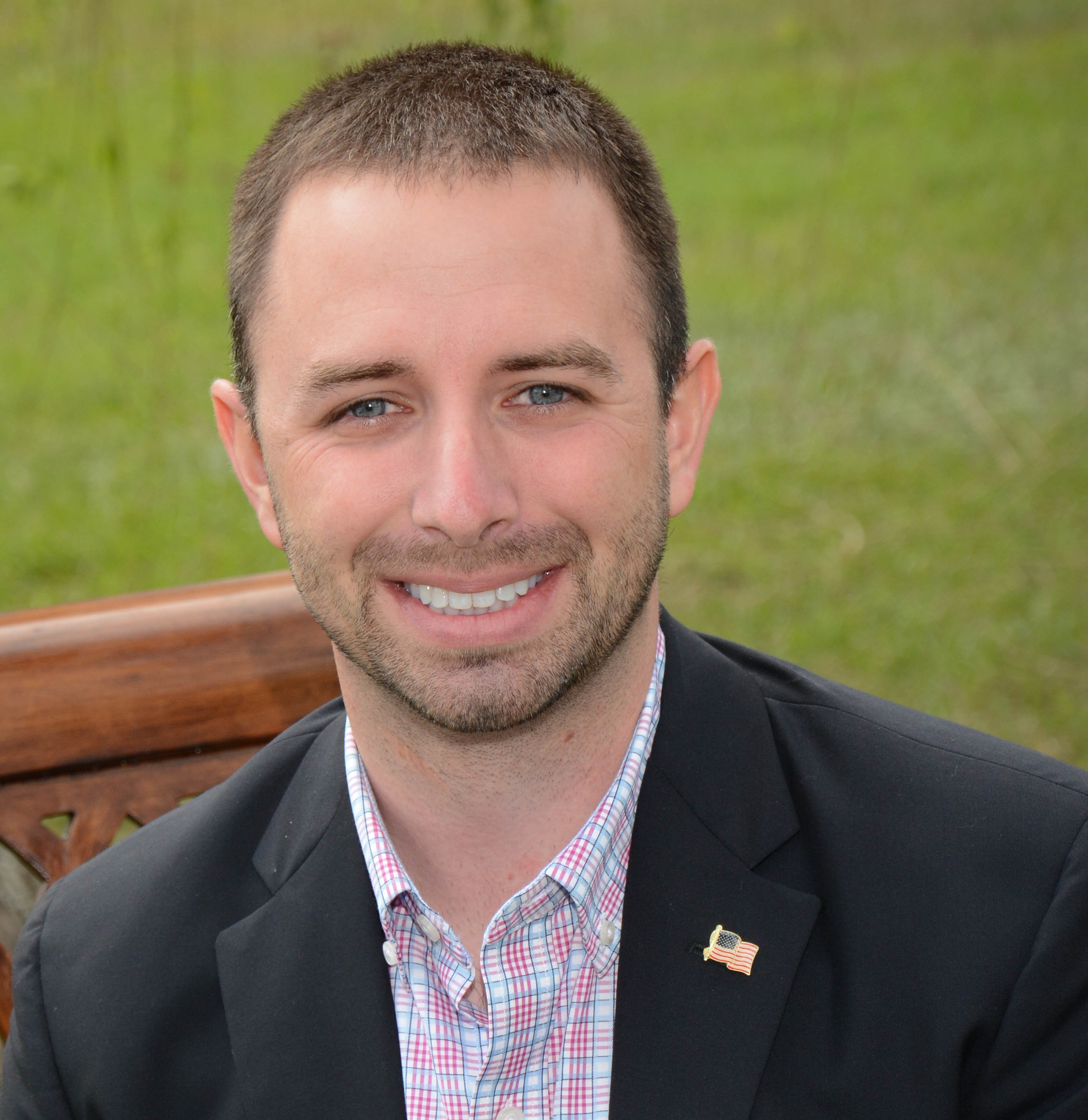 Shawn Boatright, County Administrator
