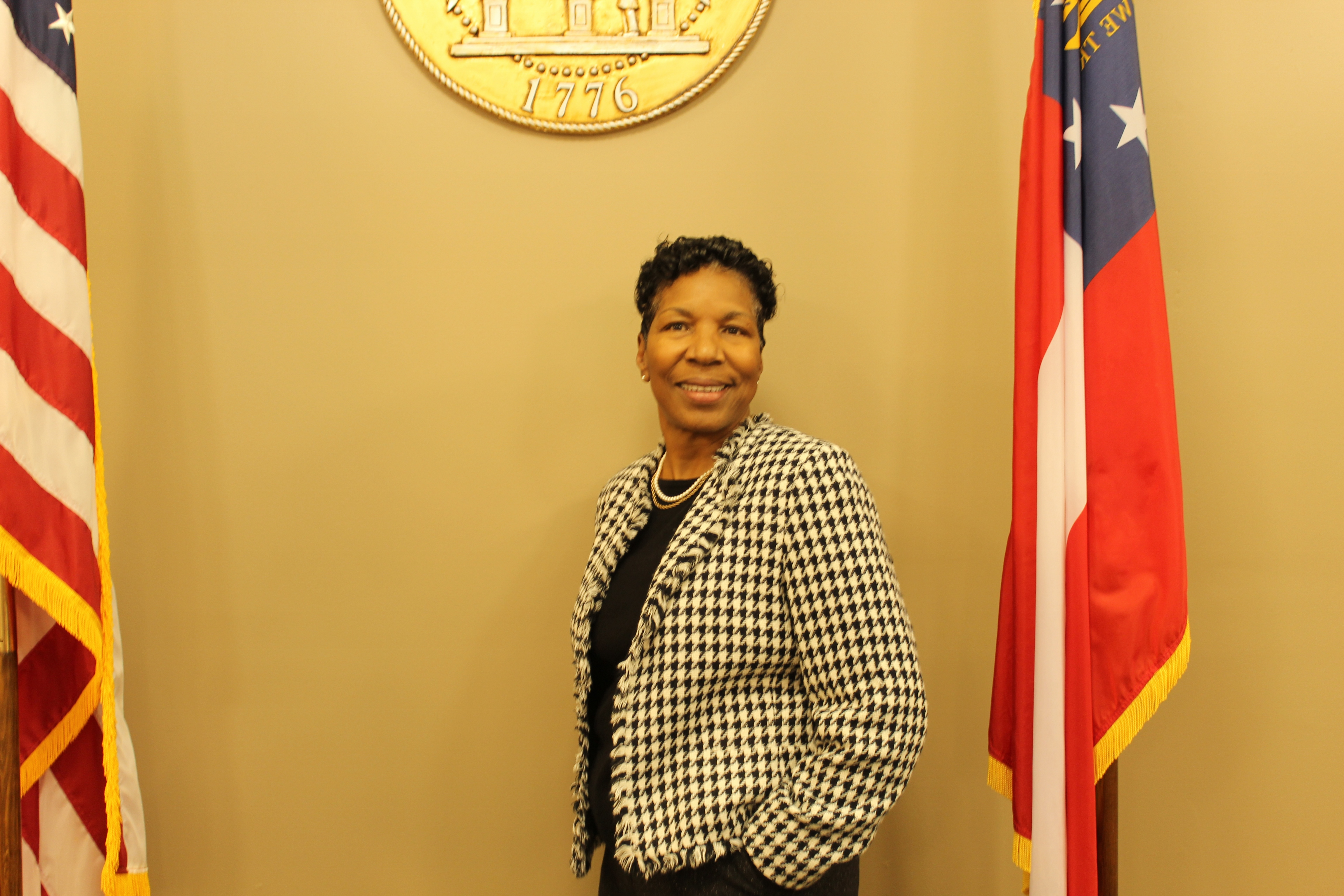 Commissioner Alphya Benefield
